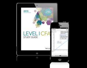Wiley Level 1 CFA study guide