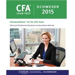 2015 Schweser CFA Level 1 Books