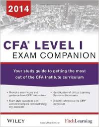 FitchLearning CFA Level 1 Book