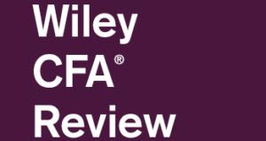 Wiley CFA Review logo
