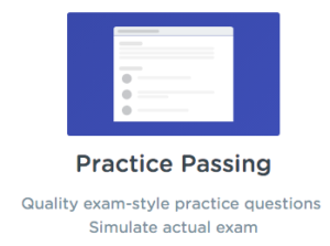 Practice passing the CFA exam
