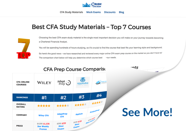 CRUSH The CFA Exam - Pass On Your FIRST Try!