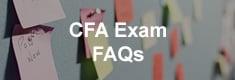 CFA FAQs