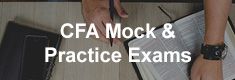 CFA Mock and Practice Exams