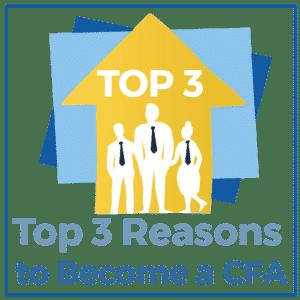 상단 3 Reason to Become a CFA