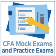 CFA Mock Exams and Practice Exams