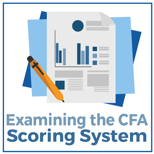How Does The Cfa Scoring System Actually Work Analysis