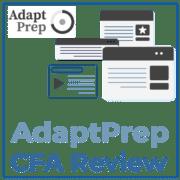 AdaptPrep CFA Review