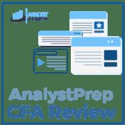 Adolygiad CFA AnalystPrep