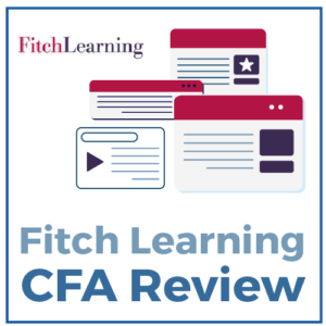 Fitch Learning CFA Review