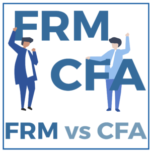 FRM vs CFA
