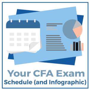 Your CFA Exam Schedule