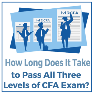 How Long Does It Take to Pass All Three Levels of CFA Exam?