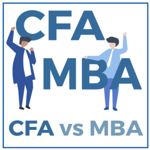 CFA vs MBA