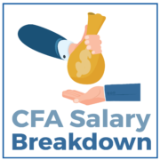 CFA Salary Breakdown