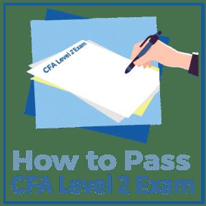 CFA 레벨을 통과하는 방법 2 시험